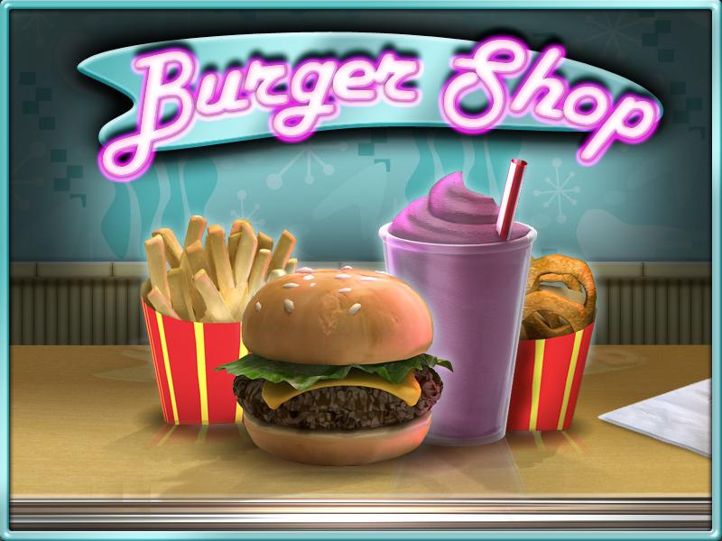 buger shop