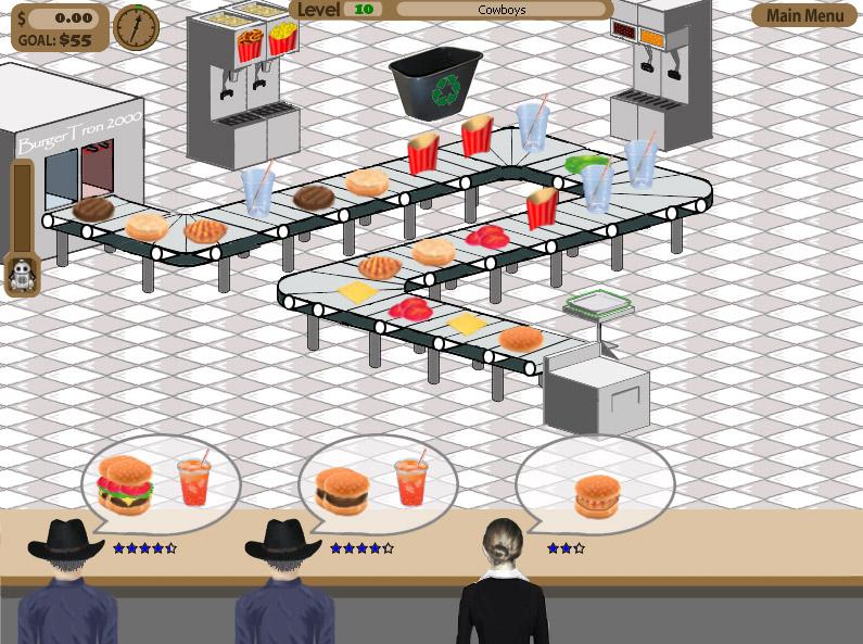 burger shop 1